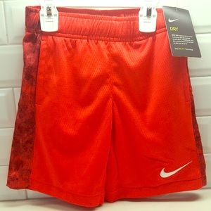 NWT  Nike Dri Fit Kids Boys Loose Shorts